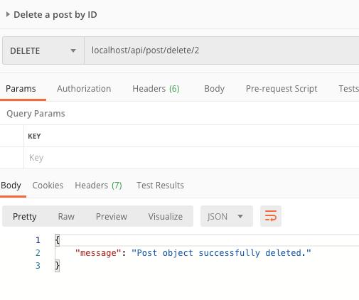 How To Build Simple Node.js Rest APIs with Express, Sequelize & MySQL 4